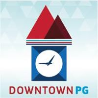 Logo for Downtown Prince George