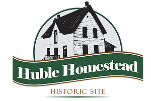Logo for Huble Homestead Historic Site