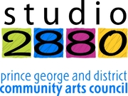Logo for Studio 2880 Prince George and District Community Arts Council